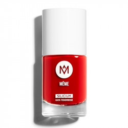 Même - Nail varnish with Silica – Red