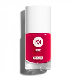 Même - Nail varnish with Silica – Raspberry