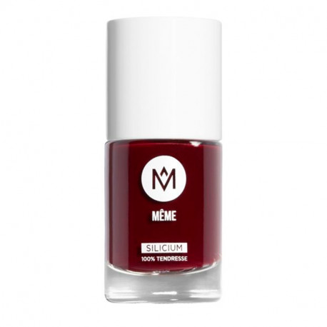 Même - Nail varnish with Silica – Blackcurrant