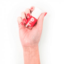 Même - Nail varnish with Silica – Coral