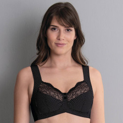 Orely Post-Surgery Bra for Breast form - black - Anita