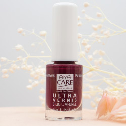 Ultra Vernis Silicium Urée Bordeaux Eye Care