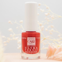 Ultra Nail Varnish Silicium-Urea - Fuego
