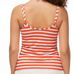 Top pour prothèse mammaire Sunset Chic - Amoena