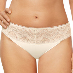 Culotte panty Carrie Ivoire - Amoena