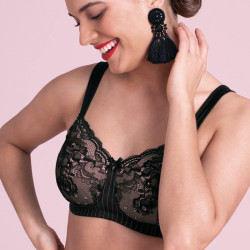 Reggiseno post-operatorio Antonia Nero - Anita Care