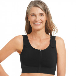 Compression Bra Pamela Black - Amoena