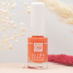 Eye Care Ultra Vernis Silicium Urée Impatience