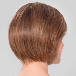 Short Small Wig Deluxe Lace Front - Amy - Monofilament Ellen Wille