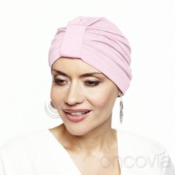 Adela Cocooning Chemo Cap - Light Pink
