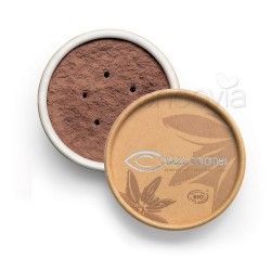 Bio-Mineral Puder - Dark Brown n°09