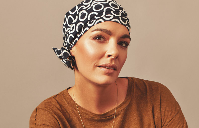 choisir son foulard cancer pendant sa chimio