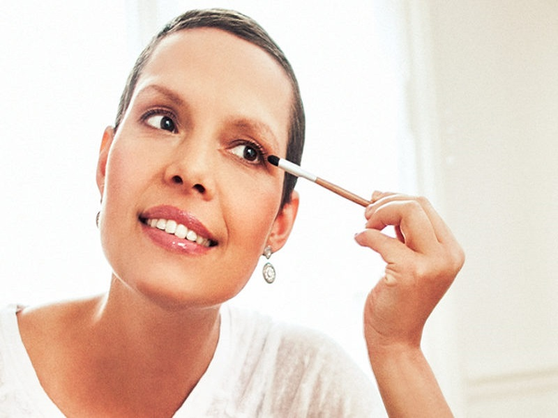 Eye Makeup Tips During Chemotherapy