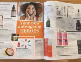 Oncovia in Natural Health Mag UK