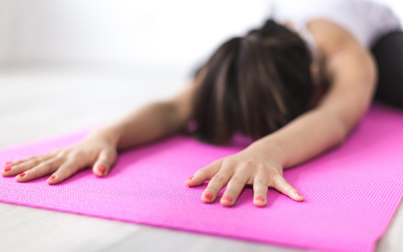 Yoga during cancer