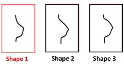 Shape 1 Breast Form - Amoena