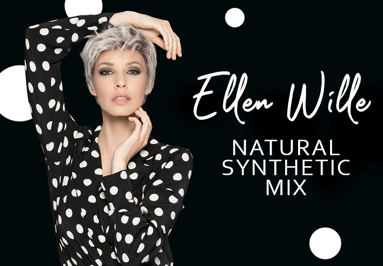 Natural synthetic mix