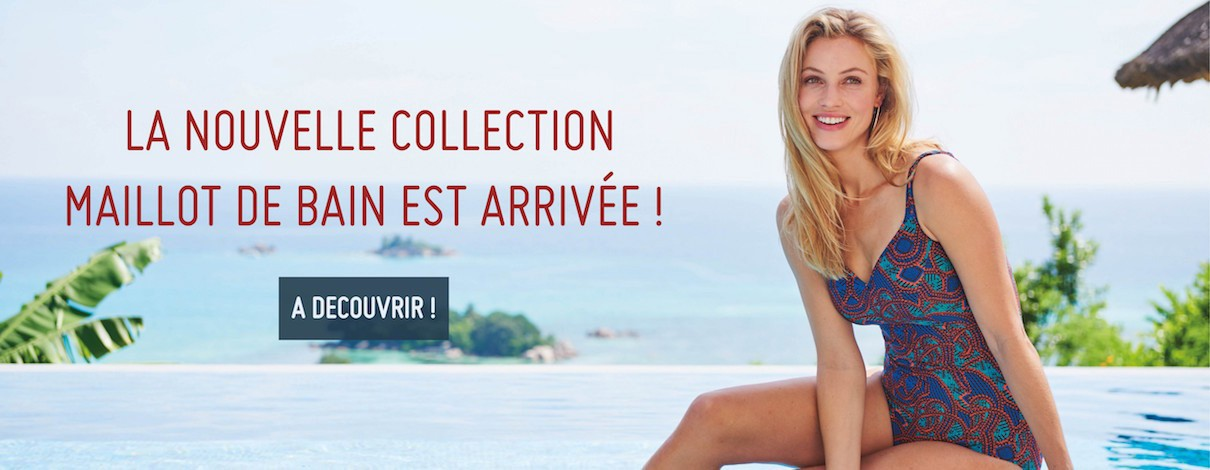 Nouvelle collection maillots de bain