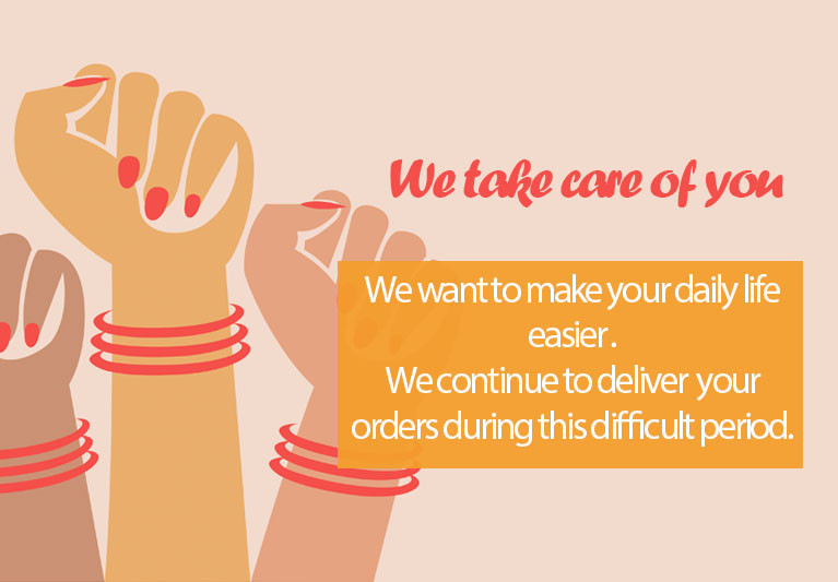 We take care of you