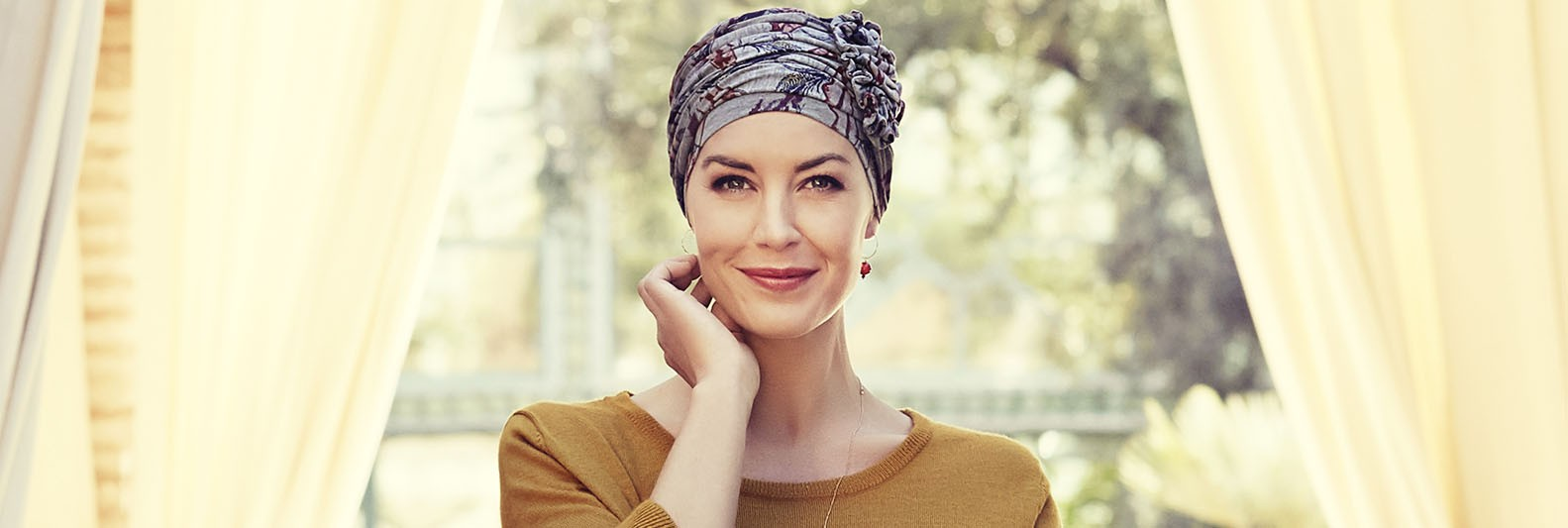 Foulards turbans chimio christine headwear