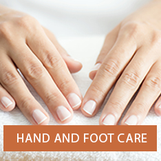 Hand-Foot Syndrome during Chemo
