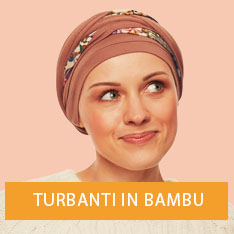 Turbanti chemio in bambu